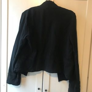 White House Black Market Jackets & Coats - chic black jacket